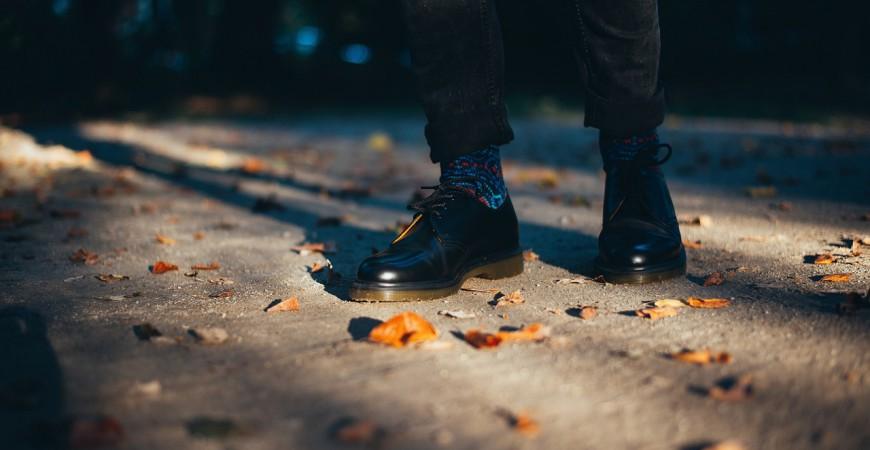 Accordez vos chaussettes à votre tenue